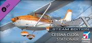 Microsoft Flight Simulator X: Steam Edition - Cessna CU206 Stationair Windows Front Cover