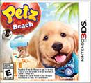 Petz Beach Nintendo 3DS Front Cover