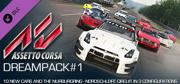 Assetto Corsa: Dream Pack 1 Windows Front Cover