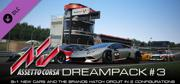 Assetto Corsa: Dream Pack 3 Windows Front Cover