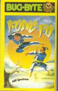 Kung Fu ZX Spectrum Front Cover