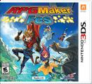 RPG Maker Fes Nintendo 3DS Front Cover