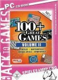 100+ Great Games: Volume II Windows Front Cover