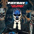 Payday 2: The Most Wanted PlayStation 4 Front Cover