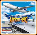 I Am An Air Traffic Controller: Airport Hero - Osaka-KIX Nintendo 3DS Front Cover