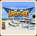 I Am An Air Traffic Controller: Airport Hero - Narita Nintendo 3DS Front Cover