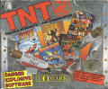 TNT 2: Double Dynamite - The Compilation Commodore 64 Front Cover