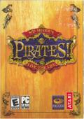 Sid Meier's Pirates!: Live the Life Windows Front Cover