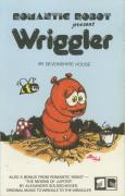 Wriggler ZX Spectrum Front Cover