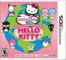 Travel Adventures with Hello Kitty Nintendo 3DS Front Cover