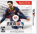 FIFA 14: Legacy Edition Nintendo 3DS Front Cover