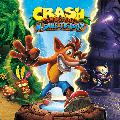Crash Bandicoot: N. Sane Trilogy PlayStation 4 Front Cover