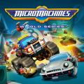 Micro Machines: World Series PlayStation 4 Front Cover