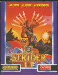 Strider 2 ZX Spectrum Front Cover