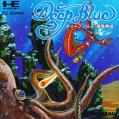 Deep Blue TurboGrafx-16 Front Cover