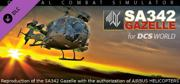 DCS: SA342M Gazelle Windows Front Cover