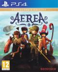 AereA (Collector's Edition) PlayStation 4 Front Cover