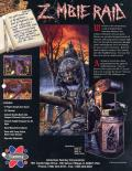 Zombie Raid Arcade Front Cover