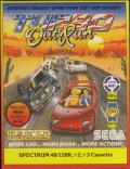 Turbo Out Run ZX Spectrum Front Cover