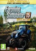 Farming Simulator 15: Gold Edition Windows Front Cover