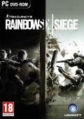 Tom Clancy's Rainbow Six: Siege Windows Front Cover