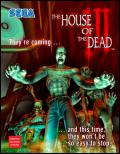 The House of the Dead III Arcade Front Cover