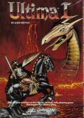 Ultima I: The First Age of Darkness DOS Front Cover