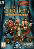 The Settlers 7: Paths to a Kingdom - Gold Edition Windows Front Cover