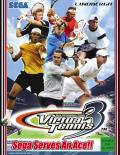 Virtua Tennis 3 Arcade Front Cover