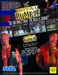 WWF Royal Rumble Arcade Front Cover