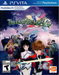 Tales of Hearts R PS Vita Front Cover