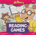 Arthur's Reading Games Macintosh Front Cover