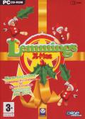 Lemmings X-Mas Windows Front Cover