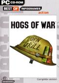 Hogs of War Windows Front Cover