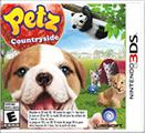 Petz Countryside Nintendo 3DS Front Cover