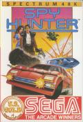 Spy Hunter ZX Spectrum Front Cover