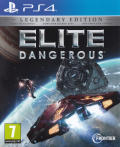 Elite: Dangerous (Legendary Edition) PlayStation 4 Front Cover