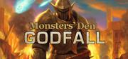 Monsters' Den: Godfall Windows Front Cover