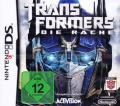 Transformers: Revenge of the Fallen - Autobots Nintendo DS Front Cover