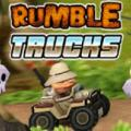 Rumble Trucks PlayStation 3 Front Cover