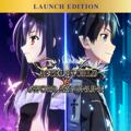 Accel World VS Sword Art Online (Launch Edition) PlayStation 4 Front Cover