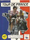 Tour de France Commodore 64 Front Cover