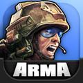 ArmA: Mobile Ops iPad Front Cover