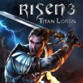 Risen 3: Titan Lords PlayStation 3 Front Cover
