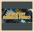 Space Lift Danger Panic! Nintendo 3DS Front Cover