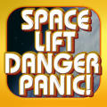 Space Lift Danger Panic! iPad Front Cover