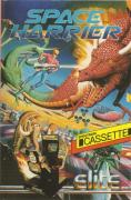 Space Harrier ZX Spectrum Front Cover
