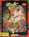 Magic of Endoria Commodore 64 Front Cover