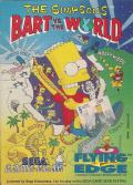 The Simpsons: Bart vs. the World Game Gear Front Cover