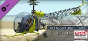 Microsoft Flight Simulator X: Steam Edition - Bell 47 Windows Front Cover